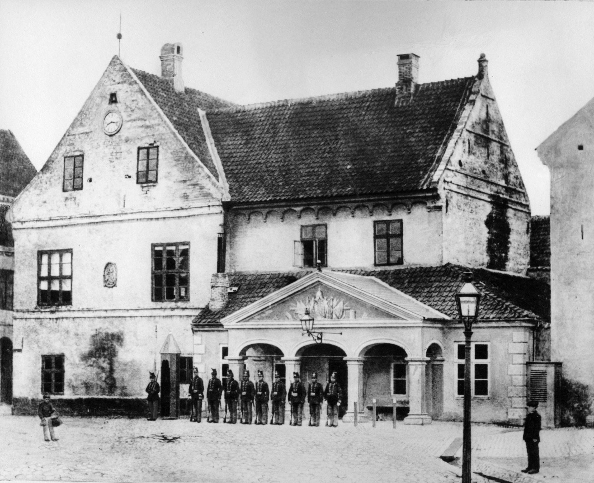 rådhuset i odense